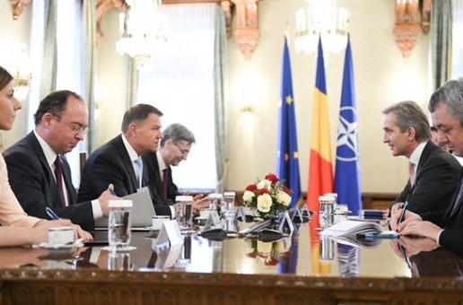 Vicepremierul de la Chișinău a vorbit la București despre Anul Centenar