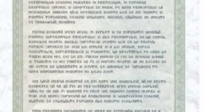 Declarația de Unire nr. 22! Meleșeni din Călărași a votat pentru reîntregirea cu România