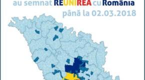 Numărul localităţilor care cer Unirea cu România a ajuns la 85. Ce avea loc acum o sută de ani pe 3 martie