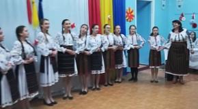 """(FOTO, VIDEO) """"Mărțișor 2018"""" la liceul românesc din Tiraspol"""