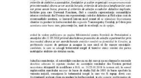 Apel disperat al asociațiilor românilor din Sudul Basarabiei (regiunea Odesa)