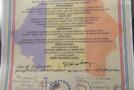 #118 și #119 pentru Reîntregire! Micleușeni și Ghidighici au votat Declarații de Unire cu România
