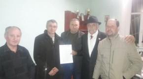 Satele Malcoci și Cociulia au votat Declarații de Unire cu România