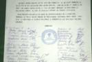 Prima instituție medicală din Republica Moldova care semnează Declarația de Unire cu România