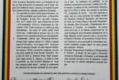 #116! Orașul Durlești a votat o Declarație de Unire cu România