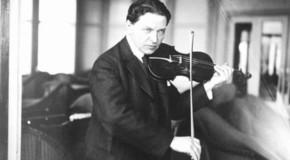 Marius Diaconescu: 100 de ani de la Unirea Basarabiei cu România – 100 de ani de la concertele lui George Enescu în Chişinău