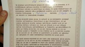 Declarația de Unire cu România, votată și de satul Popeasca