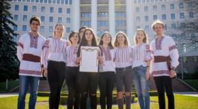 "Organizația Studenților Basarabeni din București, ""DA"" Unirii"