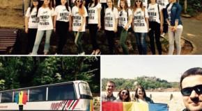 De la Chișinău, la munte și la mare: Semnături pentru Unire în minivacanța de 1 mai