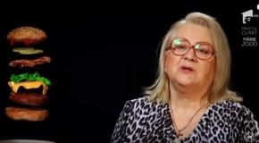 """Elena Paladi, lecție de istorie la """"Chefi la cuțite"""": """"Nu m-am lăsat, am avertizat că voi trece Prutul înot"""""""