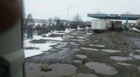 Un parlamentar al României cere reabilitarea în regim de urgență a infrastructurii rutiere în vama Albița