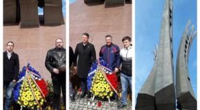 Victimele masacrului de la Fântâna Albă, comemorate şi la Bucureşti