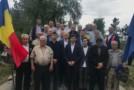 Eroii români căzuți în luptă pentru apărarea patriei, comemorați la Chișinău
