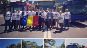 Caravana Unirii a pornit din Iași. Ce trasee vor urma voluntarii pentru 1 milion de semnături