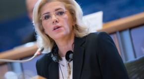 Comisarul European pentru Politici Regionale Corina Creţu, în vizită la Chişinău