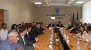 Acord de înfrăţire între raionul Nisporeni şi judeţul Ialomiţa