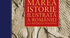 """""""Marea istorie ilustrată a României și a Republicii Modova"""", lansare la Bookfest 2018"""