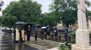Comemorări ale eroilor români la Seghedin, Debrecen și Hajdu-Bihar