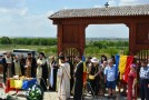 (FOTO) Eroii români căzuți în bătălie pentru eliberarea Basarabiei, comemorați la Țiganca