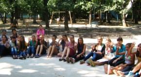 Tabără pentru copii din Soroca, condiții mai bune grație Consiliului Judeţean Vaslui