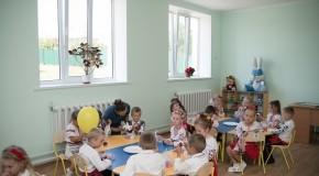 Parlamentari ai României au inaugurat o grădiniță în Republica Moldova