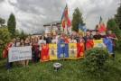 Marșul Centenarului: Urmează etapa Curtea de Argeș – Câmpulung – Târgoviște