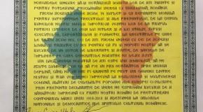 Dubăsarii Vechi, Declarație de Unire cu România