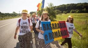 Marșul Centenarului ajunge astăzi la Sibiu