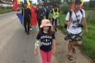 Marşul Centenar a pornit de la Iaşi spre Prut