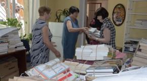 """Alte 3.000 de cărți donate de Biblioteca Metropolitană din București către Biblioteca """"B.P. Hașdeu"""" din Chișinău"""