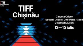 Ce filme vor putea fi văzute la TIFF Chișinău