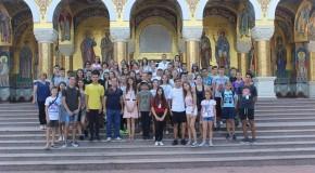 """Şcoala de Vară """"100 de prieteni români"""""""