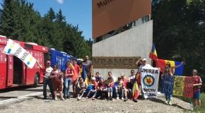 Marșul Centenarului, pe drumul eroilor de la Mărășești