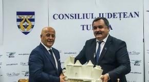 Tulcea și Soroca au semnat un Acord de Înfrățire
