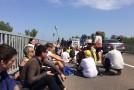 Participanții la Marșul Centenarului au decis să intre în greva foamei