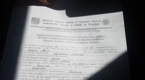 Gest de neprietenie: Cetățeni ai României, interziși pe teritoriul R. Moldova