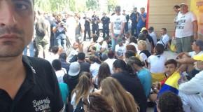 Reacția ambasadei României la Chișinău privind situația unioniștilor la punctul Albița-Leușeni