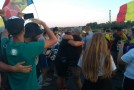 (VIDEO) Marșul Centenarului, acasă la Dodon