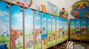 Încă o grădiniță din Rep. Moldova a fost renovată cu asistența financiară a României