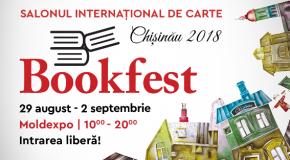 Bookfest Chișinău, ediție specială în Anul Centenarului Marii Uniri