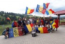 Flacăra Unirii va ajunge la Covasna. Unde se află acum participanții la Marșul Centenarului