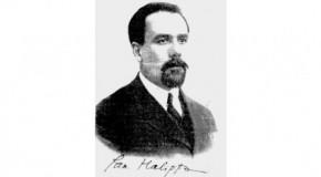 O comună din România contribuie la edificarea bustului lui Pan Halippa în localitatea sa de baștină