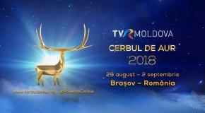 Artiştii care concurează pentru Marele Trofeu al Festivalului Cerbul de Aur. Cine participă din partea Rep. Moldova