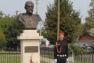 Un bust al Regelui Ferdinand I, Întregitorul de țară, dezvelit la Varnița