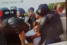 Unioniștii, persecutați de poliție după Marșul Centenarului