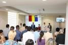 Aromânii din Albania au sărbătorit Ziua Limbii Române la Corcea