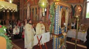 O parohie din România și o parohie din Republica Moldova s-au înfrățit