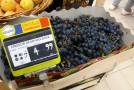 Strugurii din Republica Moldova, în magazinele din România