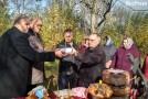 Ostași români căzuți în cel de-Al Doilea Război Mondial, comemorați la Voloșcove, regiunea Cernăuți