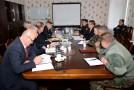 Reformarea Armatei Rep. Moldova: Experți din SUA, Marea Britanie și România, în vizită de lucru la Chișinău